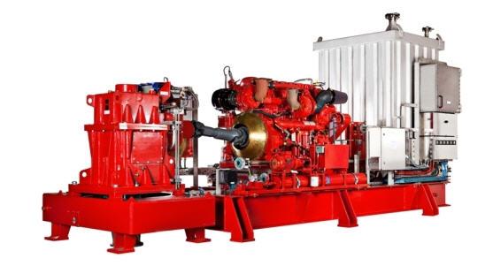 Kjøp Dieselmotor drevne langakslede med vinkelgir