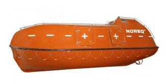 как называется спасательная лодка