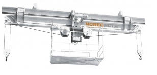 Kjøp EGC & HGC - Electrical/Hydraulic Gantry Cranes