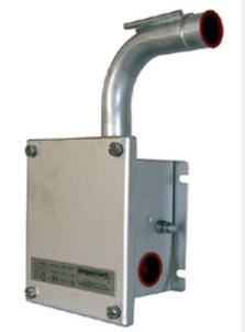 Pipe mounted junction box for heat tracing - EX.   Junction box for 1 pc Self-Regulating Heating Cable.