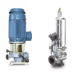 Sentrifugal pumpe