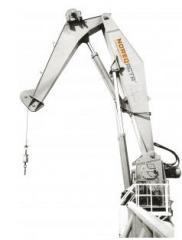 HSCK - Hydraulic Stores Cranes - Knuckable