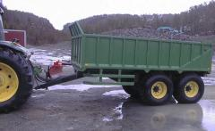 Traktorhengere