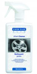Cleaners of wheel discs