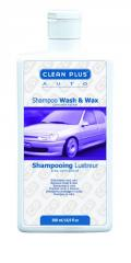 Clean Plus Wash & Wax 500ml