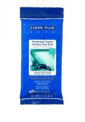 Clean Plus Interior Glass Cleaner Wipes