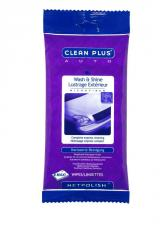 Clean Plus Clean & Shine Wipes