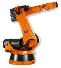 Robots industrial for arc welding
