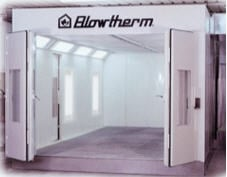 Extra Spray Paint Drying Booth EX/TVS