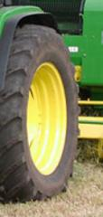 Dekk til landbruk, industri og anlegg