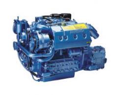 Nanni N4.50, Båt motor