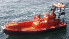 MP 660 Springer, Sea boat
