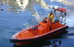 Weedo 700 FRC, Sea boat