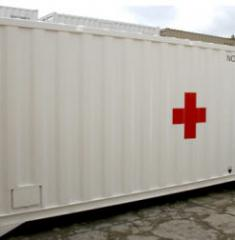 Мedical shelters