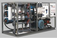 Filtre og kassetter for beskyttelse av omvendt osmose membraner