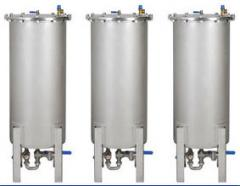 Filtre for mineralvann