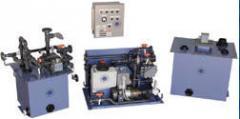 Utstyr for kloakkrenseanlegg