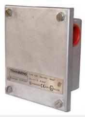 Wall mounted junction box for heat tracing - EX.   Junction box for 1 pc Self-Regulating Heating Cable