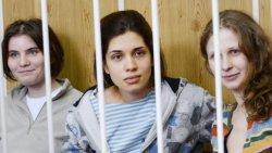 Putin: - Pussy Riot bør få mild straff