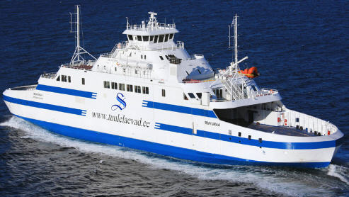 "Ordre Design: ""MM90FC"", Car Ferry"