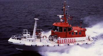 Ordre Design: MM16: Pilot Boats