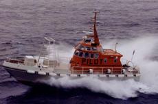 "Ordre ""LOS 99"", Pilot Boat"