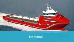 Utvikling og design for den maritime industrien
