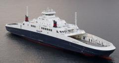 "Design: ""MM120FD LNG"", Car Ferry"